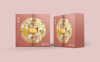 圓美花漾燕窩禮盒