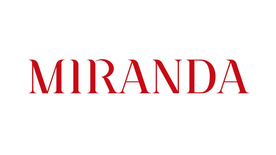 MIRANDA服装品牌LOGO设计