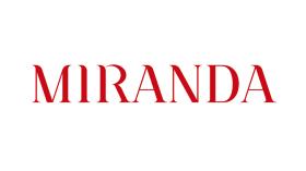 MIRANDA服装w88优德LOGO设计