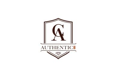Authentic拾真品牌lo...