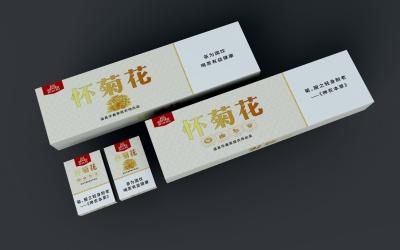 菊花包装礼盒