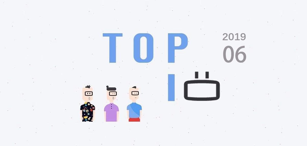 2019年特创易6月TOP10:抓住行业元素的LOGO、包装、吉祥物设计