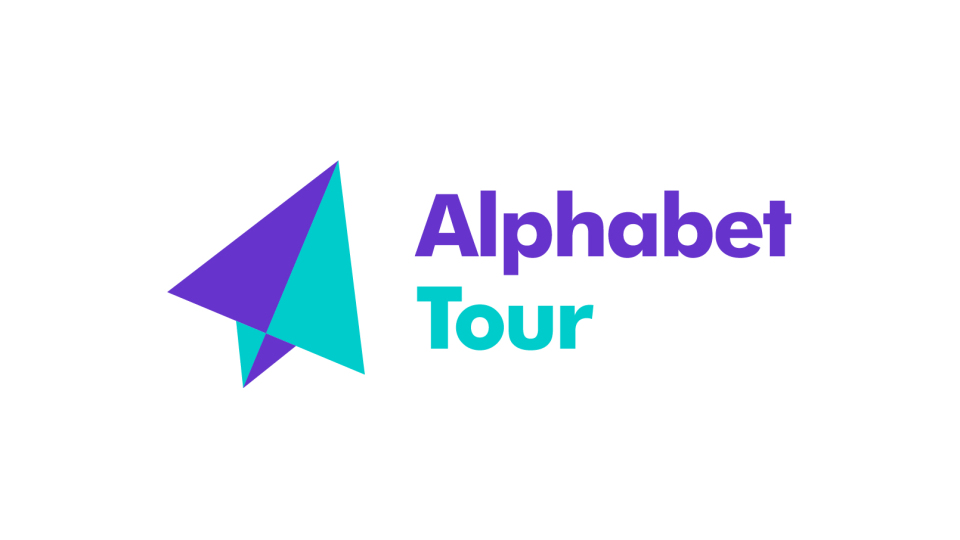 Alphabet Tour品牌LOGO设计