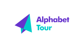 Alphabet Tour品牌LOGO設計