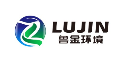 鲁金环境工程公司LOGO设计