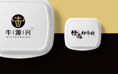 牛源兴logo设计