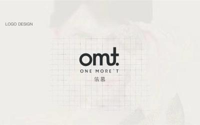 OMT依慕logo设计