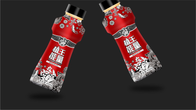植王能量飲品品牌包裝設計