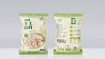 柏樹溝食品品牌包裝設計
