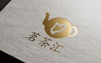 茶文化LOGO设计