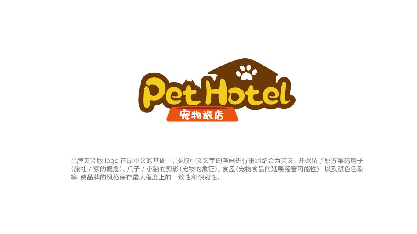 宠物旅店品牌LOGO设计中标图1