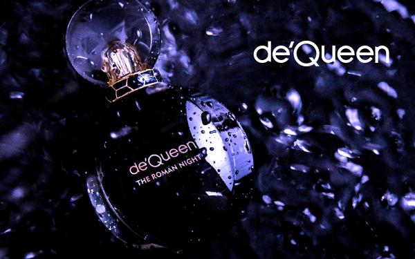 DeQueen护肤品品牌形象设计