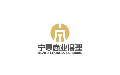 宁夏商业保理标志设计