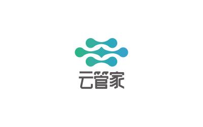 云管家品牌标志设计