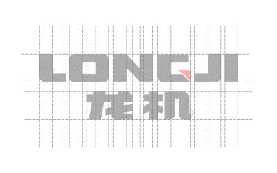 龙机重工标志设计案例