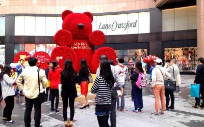 大时代广场母亲节活动