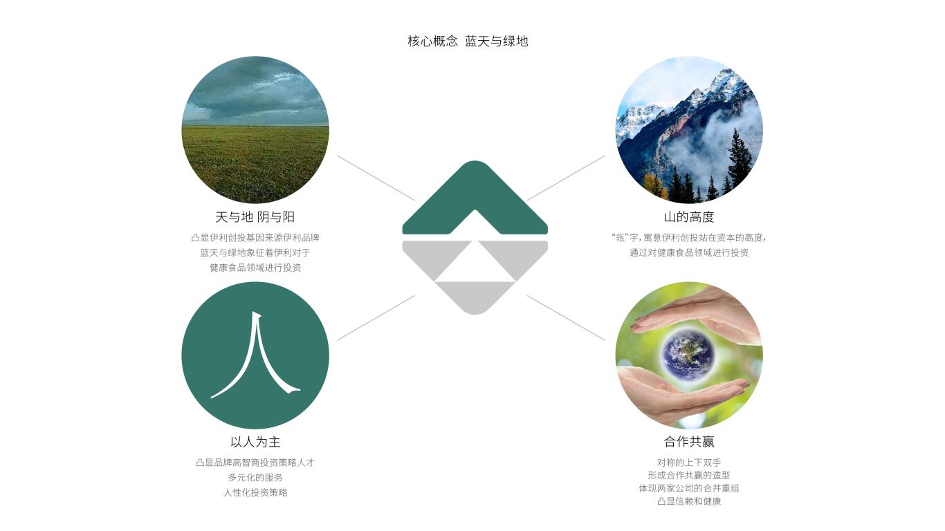 健瓴资本管理公司LOGO设计中标图4