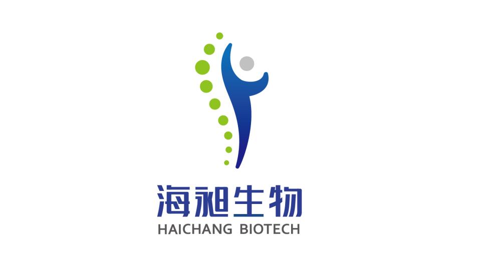 浙江海昶生物公司LOGO设计