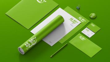 曼然日用品品牌LOGO设计