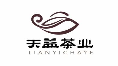 天益茶葉品牌LOGO設計