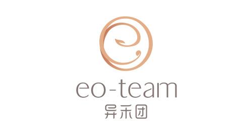 異禾團美容美發品牌LOGO設計