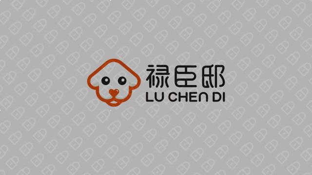 祿臣邸寵物品牌LOGO設計入圍方案1