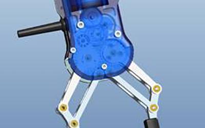 机器人夹爪设计