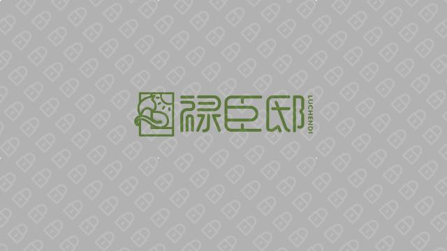 祿臣邸寵物品牌LOGO設計入圍方案6