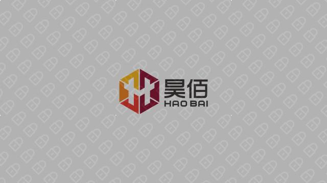 赫佰生物科技公司LOGO设计入围方案15