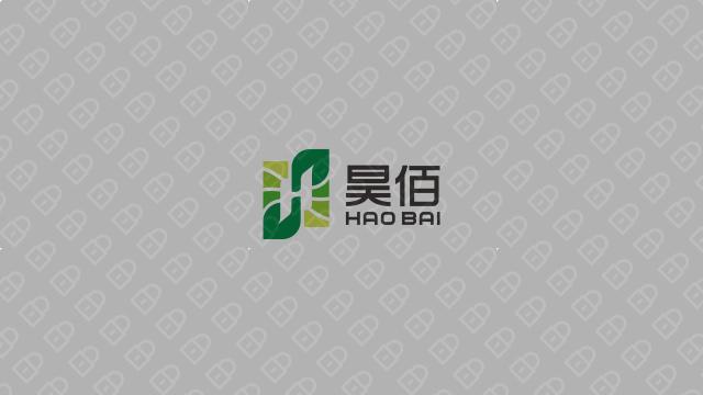 赫佰生物科技公司LOGO设计入围方案14