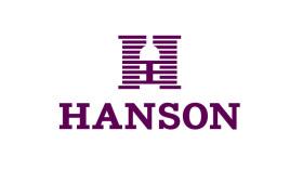 HANSON紅酒品牌LOGO設計