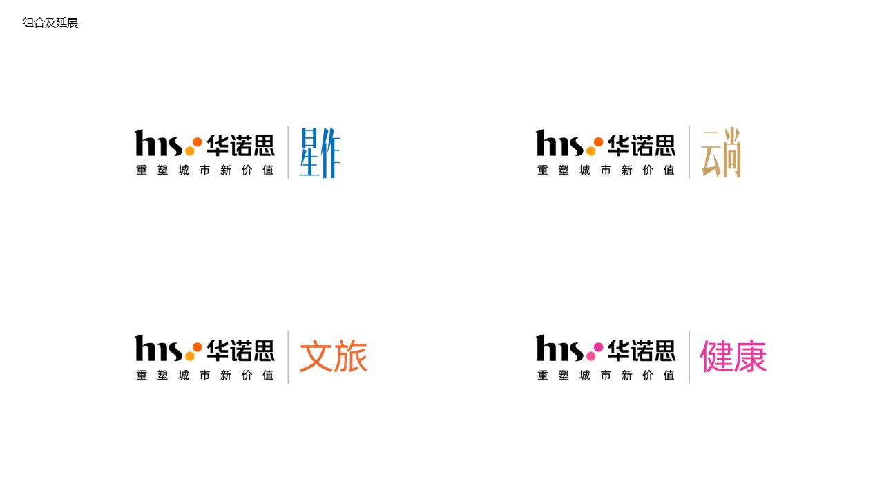 华诺思物业公司LOGO设计中标图6