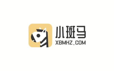 小斑馬科技logo設計
