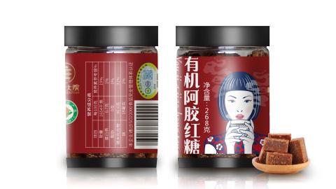 華糖食品公司包裝設計