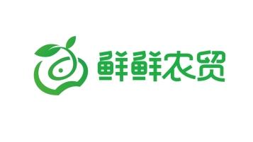 大连鲜之鲜农贸公司LOGO设计