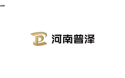 河南普澤logo設計