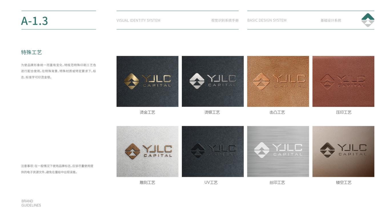 健瓴资本公司VI设计中标图4
