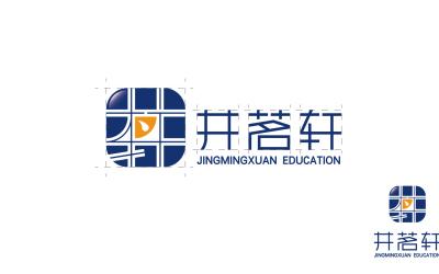 井茗轩logo设计