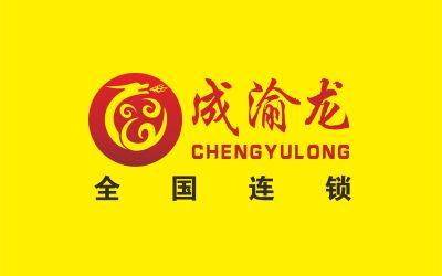 成渝龍火鍋logo