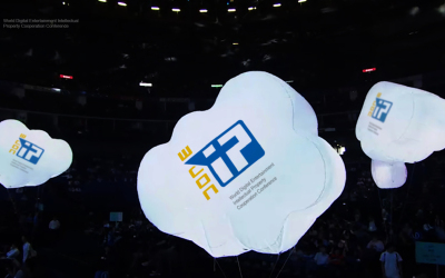 全球数字娱乐IP合作大会