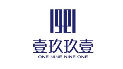 壹玖玖壹文化傳媒公司LOGO設計