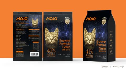 MOJO宠粮品牌包装设计