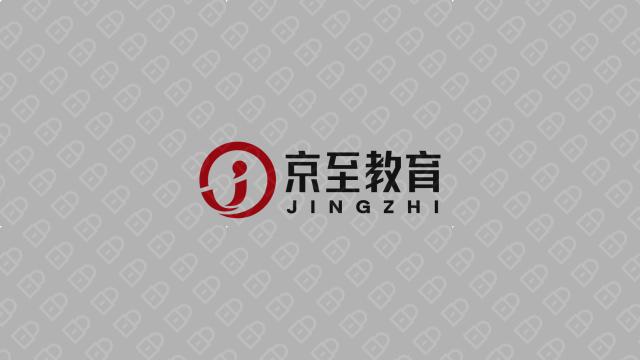 京至教育公司LOGO设计入围方案3