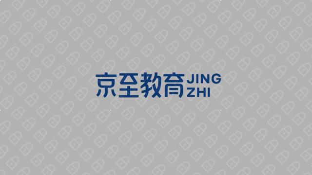 京至教育公司LOGO设计入围方案4