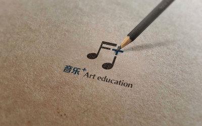 音乐+教育品牌设计