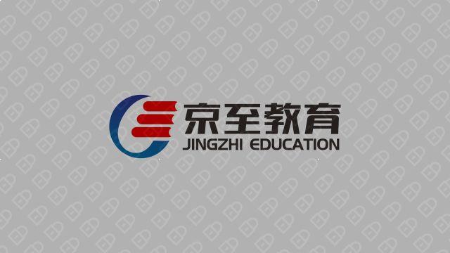 京至教育公司LOGO设计入围方案5