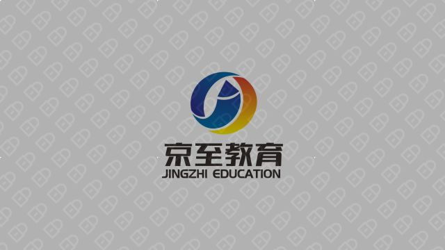 京至教育公司LOGO设计入围方案6