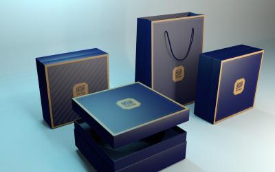 皮带包装礼品盒设计