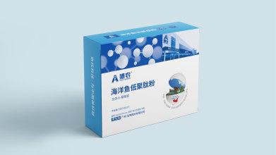 肽粉品牌包装设计