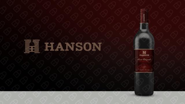 HANSON红酒品牌包装设计入围方案0